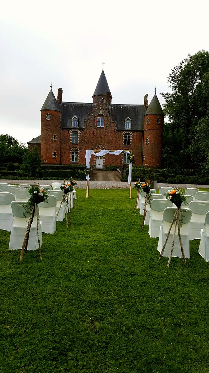 cérémonie laïque-arche bois-château mariage-entr-e2