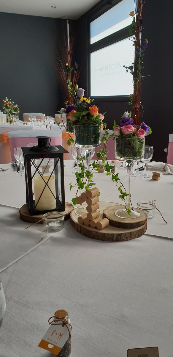 centre-de-table-chanmpêtre-lanterne-numéro-de-table-bouchon-liège-entr-e2